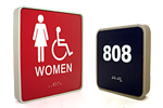 Braille Door Signs