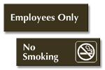 Engraved Office Door Signs